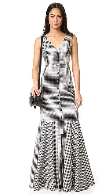 Marissa Webb Judith Gingham Dress