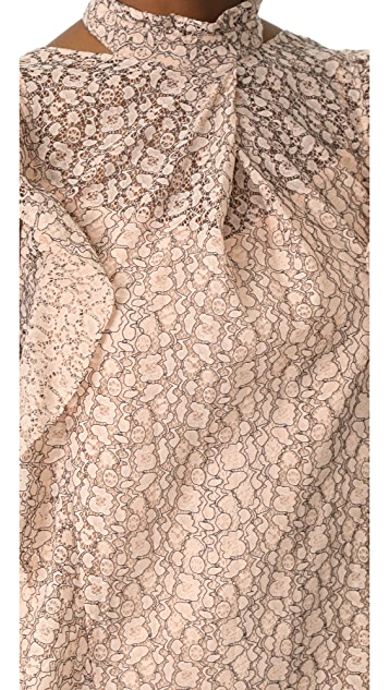Marissa Webb Alaina Lace Dress