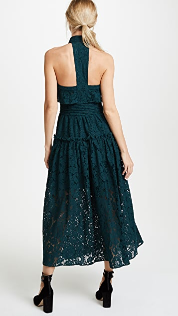 Marissa Webb Elias Bloom Lace Dress
