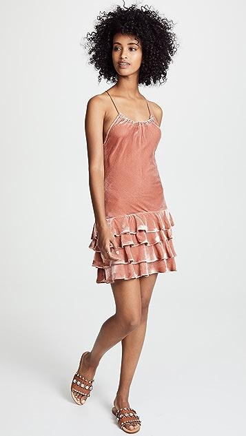 Marissa Webb Мини-платье Everleigh