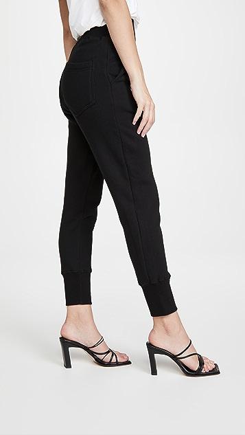 Marissa Webb So 高腰运动裤
