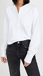 Marissa Webb So Uptight Plunge Henley