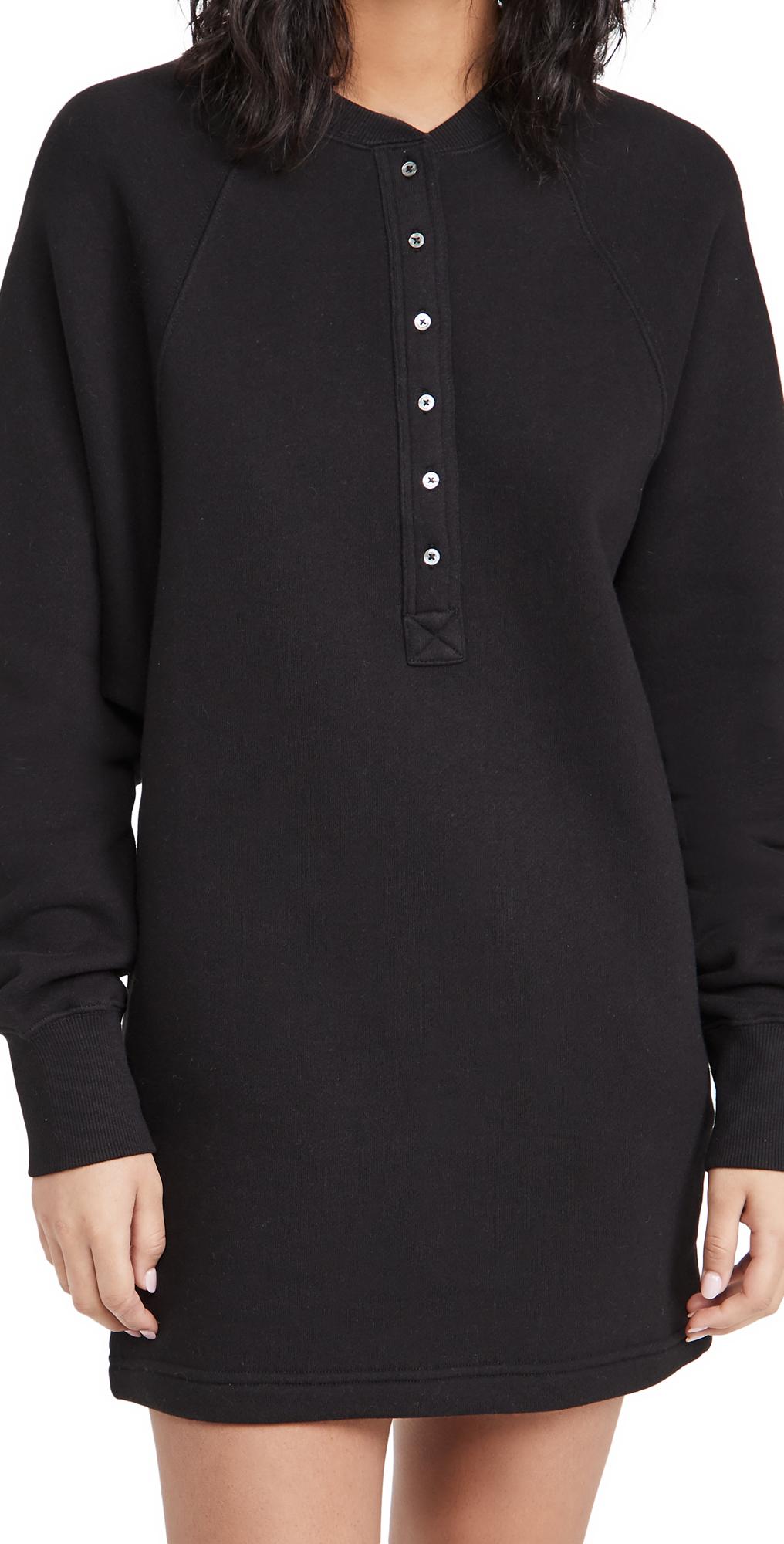 So Uptight French Terry Sweatshirt Dress