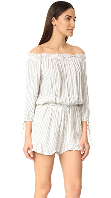 Maven West Charli Off Shoulder Romper