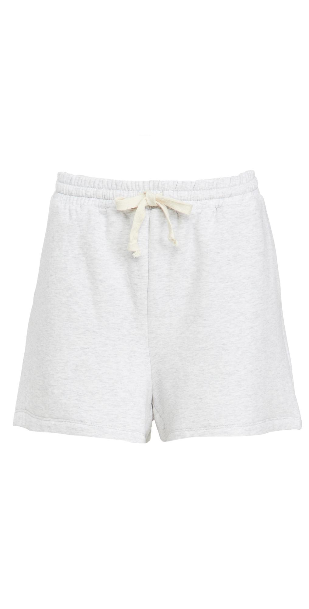 Heathered Shorts