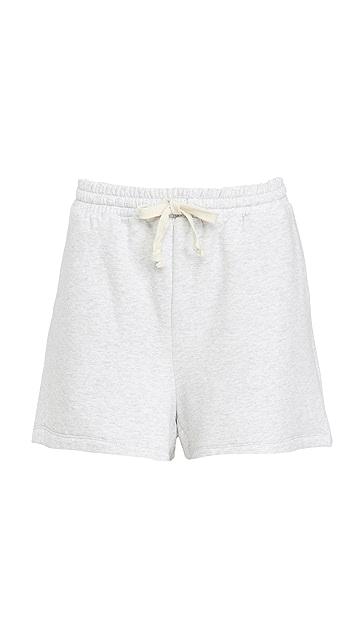 MWL by Madewell Heathered 短裤