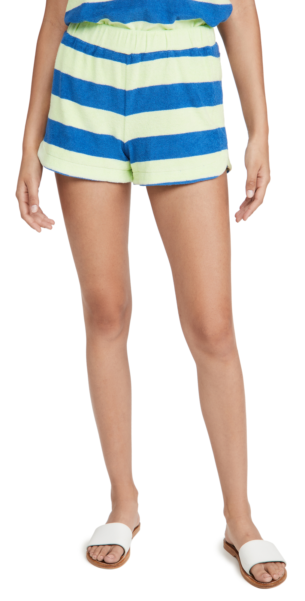 MWL Retroterry Dolphin Shorts
