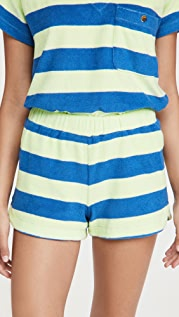 MWL by Madewell MWL Retroterry Dolphin Shorts