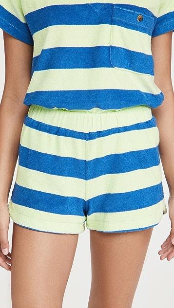 MWL by Madewell 毛圈布短裤