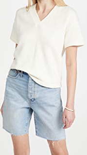 MWL by Madewell Athleisure Forky Tee