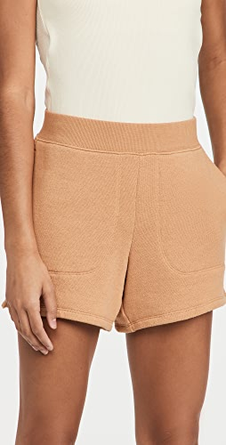 MWL by Madewell - Athleisure Buttercup Shorts