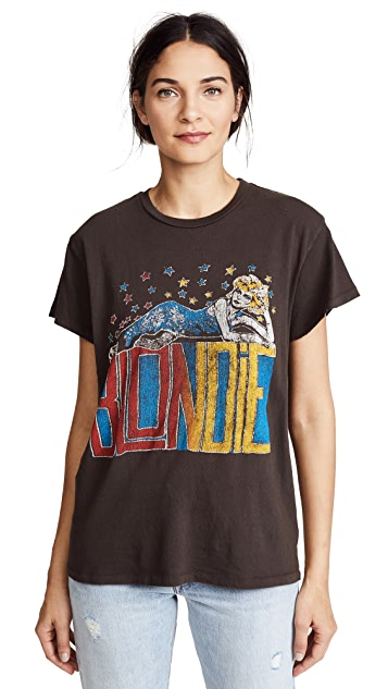 MADEWORN ROCK Blondie Tee