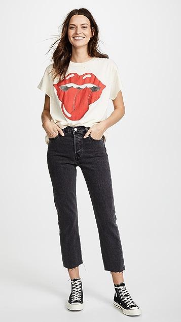 MADEWORN ROCK Rolling Stones Tee
