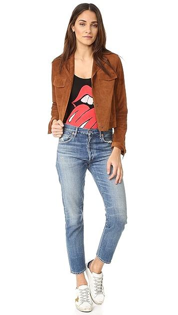 MADEWORN ROCK Rolling Stones Bodysuit