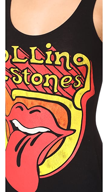 MADEWORN ROCK Rolling Stones 1975 Bodysuit