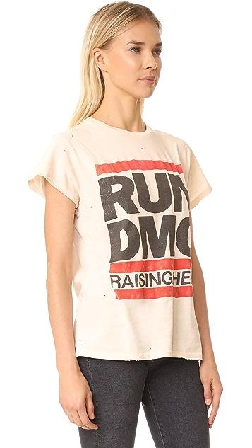 MADEWORN ROCK Run DMC Tee