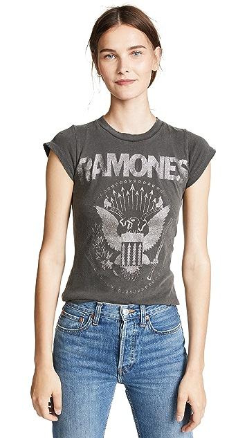 MADEWORN ROCK Ramones Baby Tee