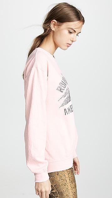 MADEWORN ROCK Rolling Stones Sweatshirt