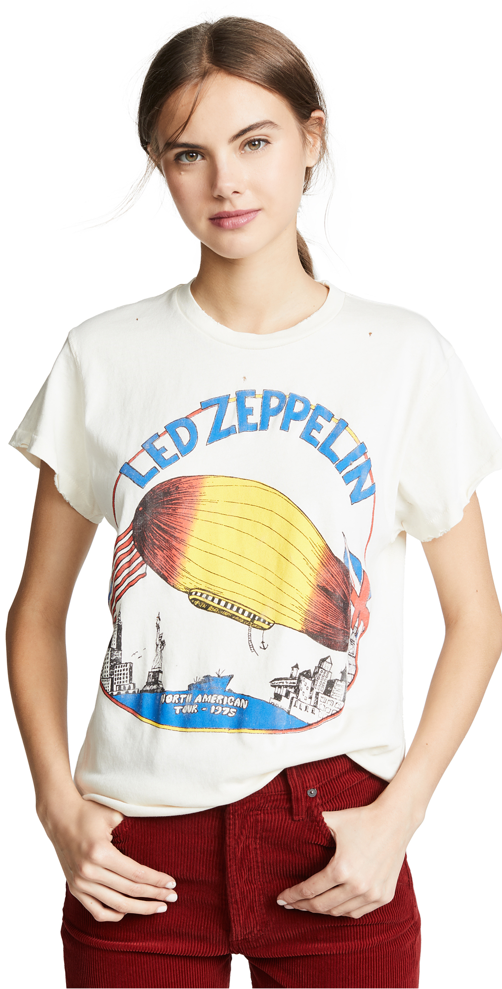MADEWORN ROCK Led Zeppelin Tee