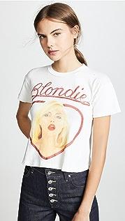 MADEWORN ROCK Blondie Tee