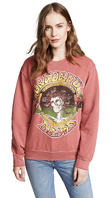 MADEWORN ROCK Grateful Dead 运动衫