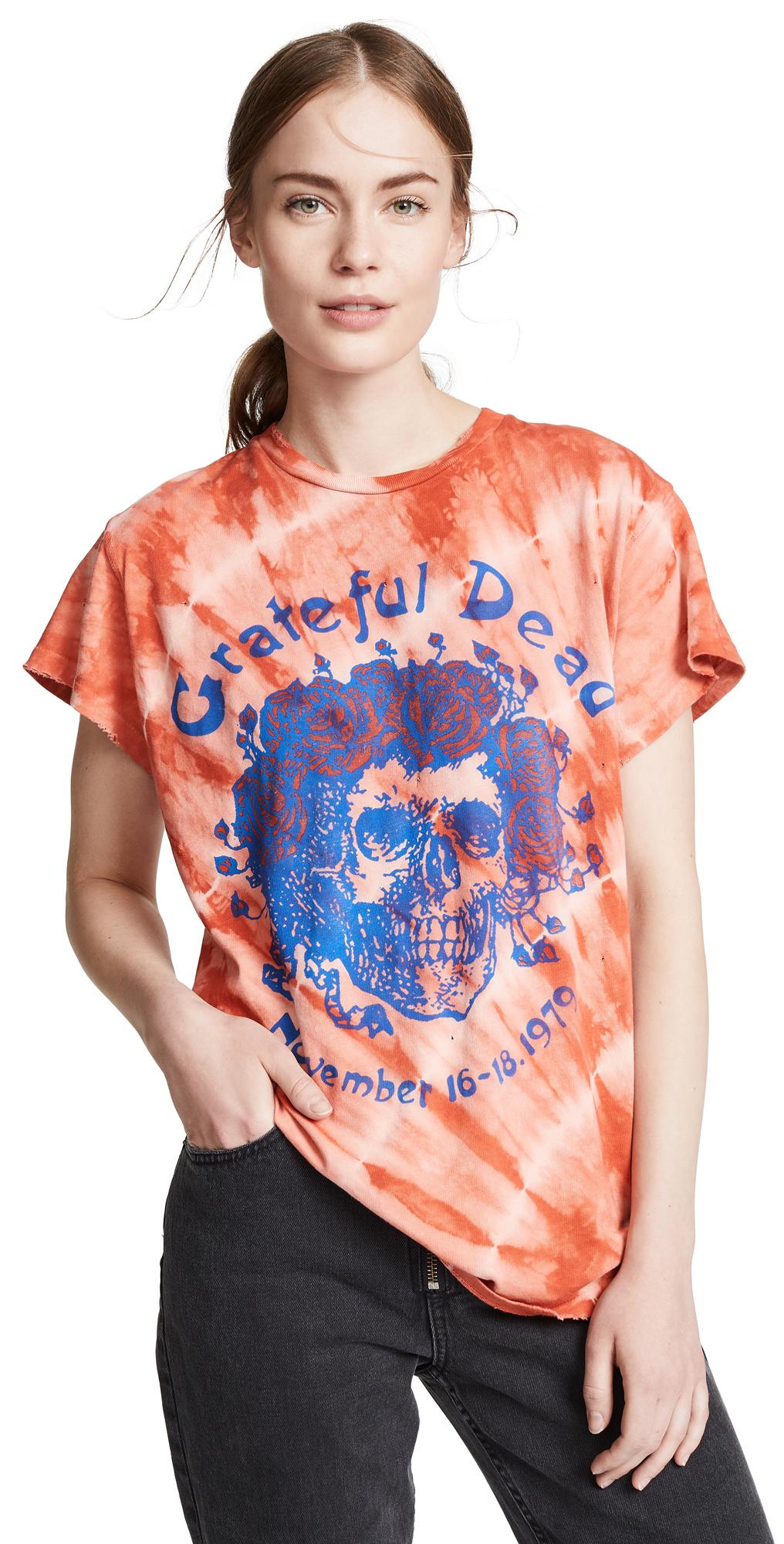 MADEWORN ROCK Grateful Dead 1979 Tee