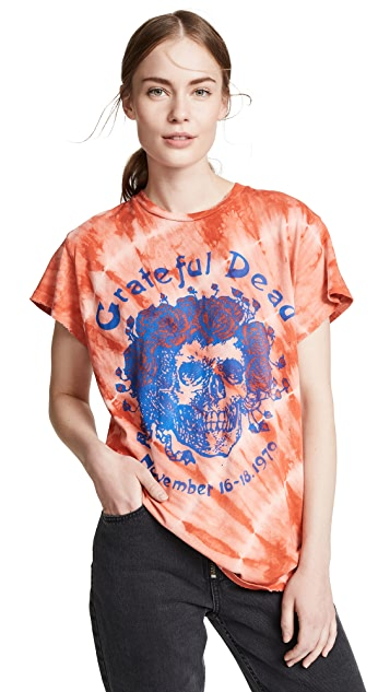 MADEWORN ROCK Grateful Dead 1979 T 恤