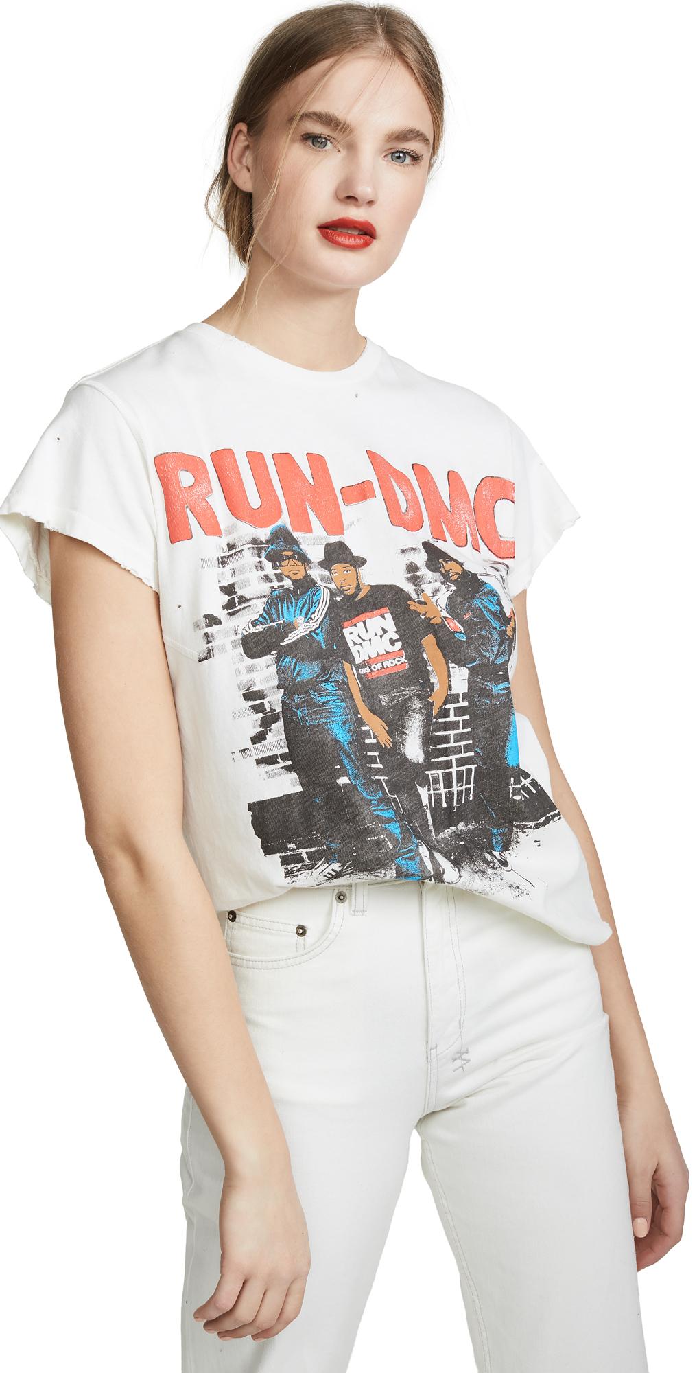 MADEWORN ROCK Run DMC T-Shirt