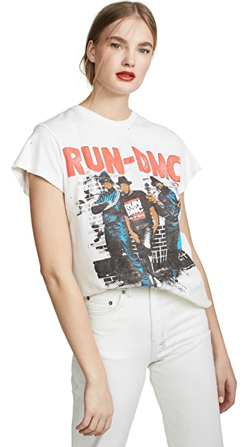 MADEWORN ROCK Run DMC T-Shirt