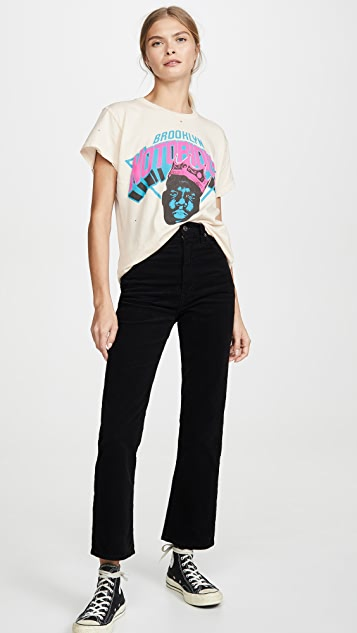 MADEWORN ROCK Notorious Brooklyn T 恤