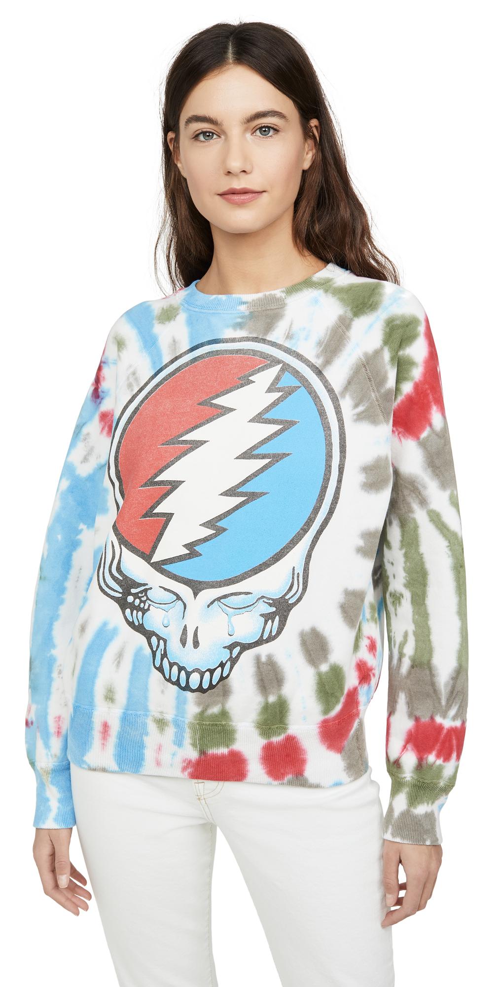 Grateful Dead Tie Dye Sweatshirt