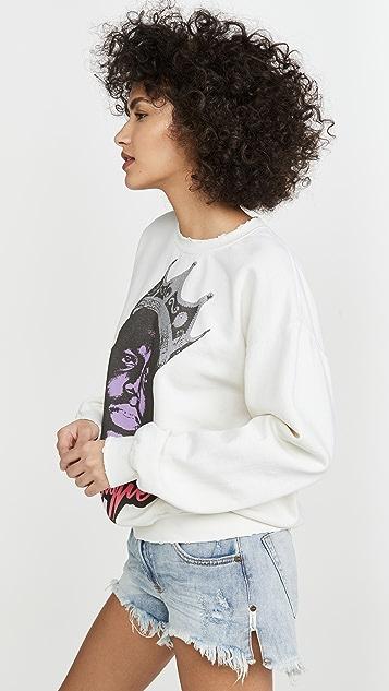 MADEWORN ROCK Notorious BIG 运动衫