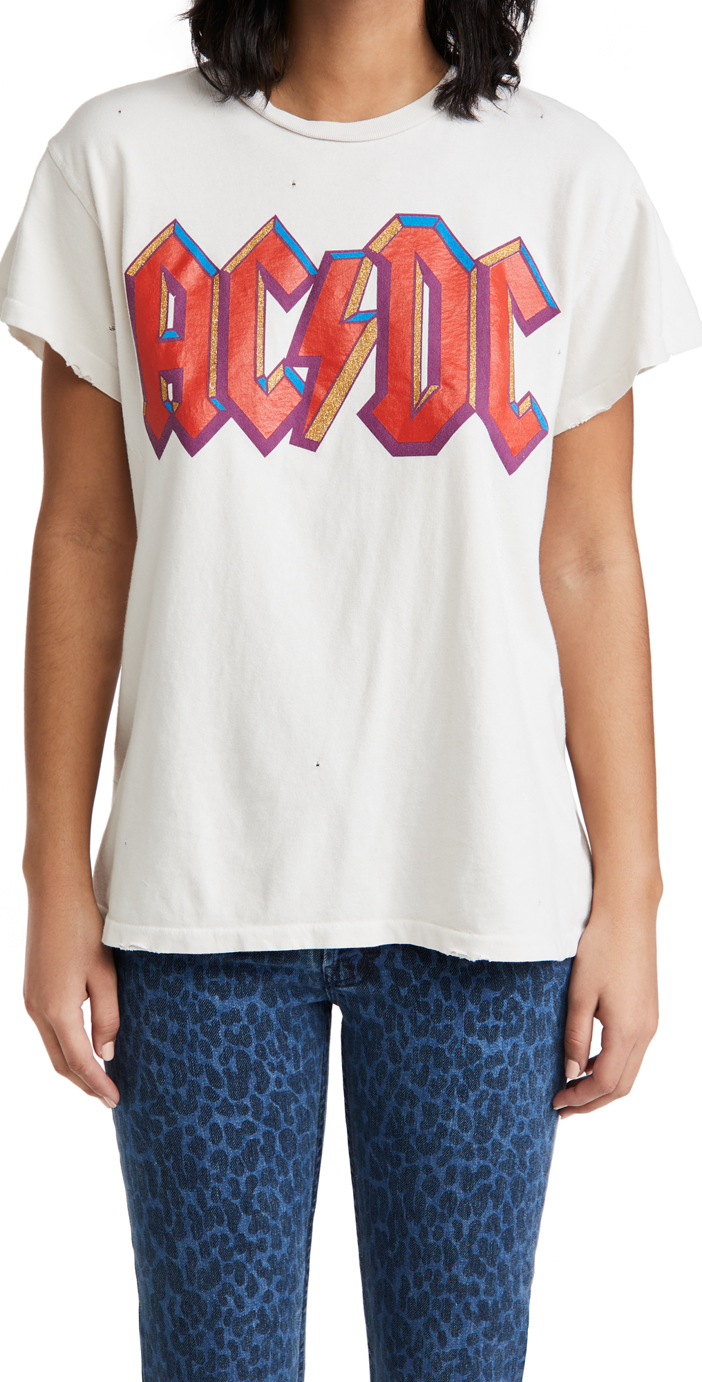 MADEWORN ROCK AC/DC Tee
