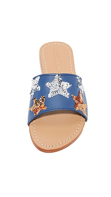 Mystique Star Slides