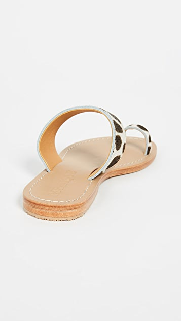 Mystique Toe Ring Sandals