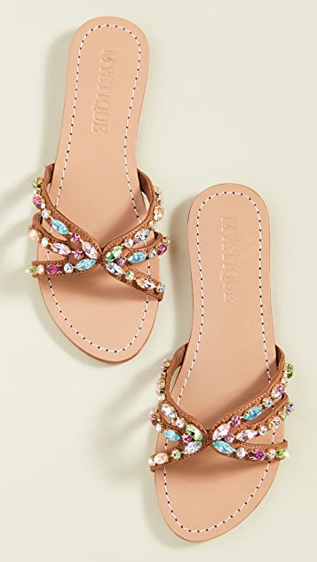 Mystique Jewel Mix Slides