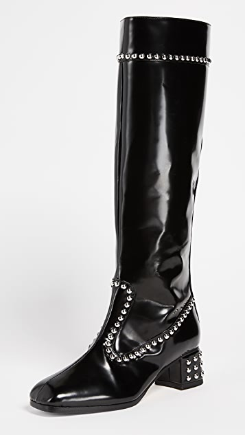 Maryam Nassir Zadeh Kiki Knee High Boots