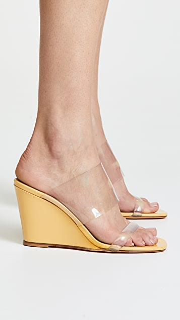 87ca274a1d Maryam Nassir Zadeh Olympia Wedge Sandals | SHOPBOP