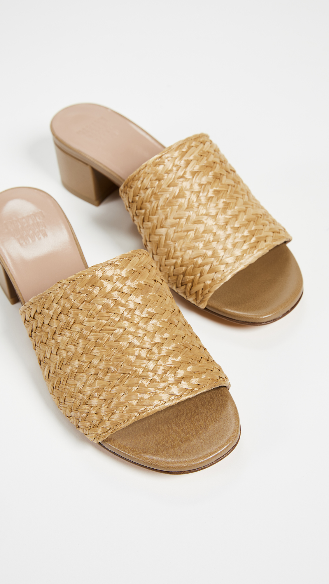 Chic Straw Slide