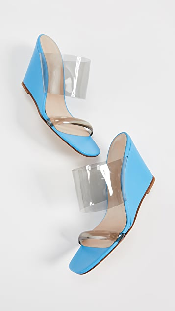 Maryam Nassir Zadeh Olympia 坡跟鞋
