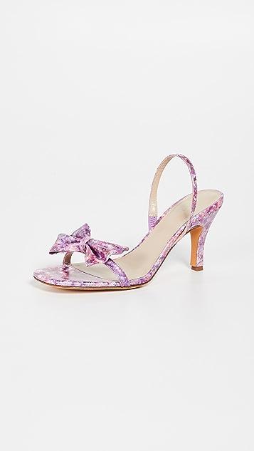 Maryam Nassir Zadeh Flora 露跟凉鞋