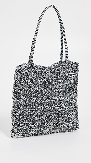 Maryam Nassir Zadeh Valentina Knit Bag