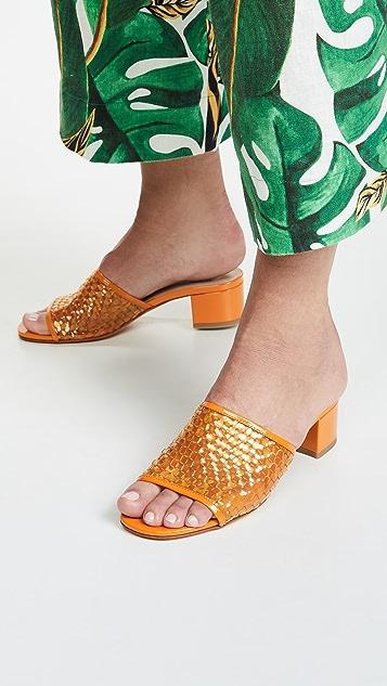Maryam Nassir Zadeh Agatha 便鞋
