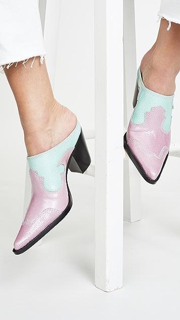 Maryam Nassir Zadeh Romeo 穆勒鞋