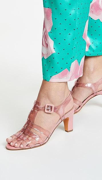 Maryam Nassir Zadeh Paros 凉鞋