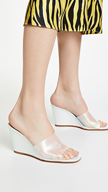 Paradise Wedge Sandals by Maryam Nassir Zadeh