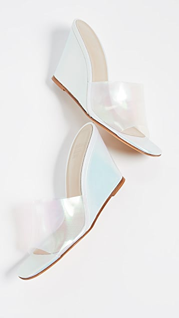 Maryam Nassir Zadeh Paradise Wedge Sandals
