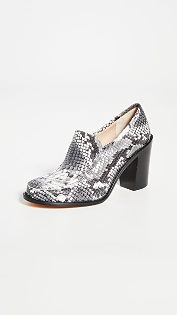 Maryam Nassir Zadeh Nora Loafers