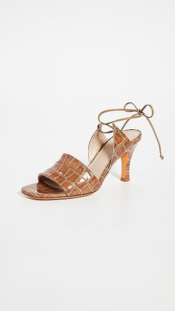 Maryam Nassir Zadeh Lark 凉鞋