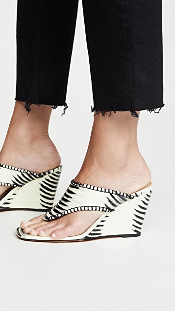 Maryam Nassir Zadeh Talia 夹趾凉鞋